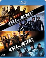 G.I.ジョー Blu-rayセット <期間限定版>の評価・レビュー(感想)・ネタバレ