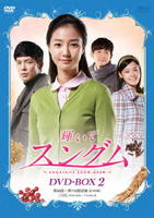 輝いてスングム DVD-BOX 2の評価・レビュー(感想)・ネタバレ