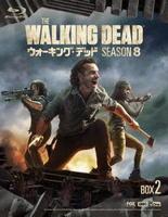 ウォーキング・デッド シーズン8 Blu-ray-BOX 2の評価・レビュー(感想)・ネタバレ
