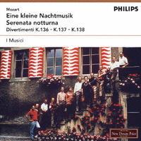 モーツァルト/セレナード 第13番(初回限定盤)の評価・レビュー(感想)・ネタバレ