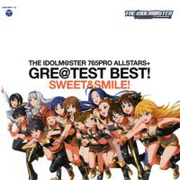 THE IDOLM@STER 765PRO ALLSTARS+GRE@TEST BEST!-SWEET&SMILE!-の評価・レビュー(感想)・ネタバレ