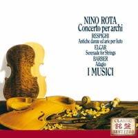 レスピーギ:リュートのための古風な舞曲とアリア第3組曲/バーバー:弦楽のためのアダージョ 他の評価・レビュー(感想)・ネタバレ