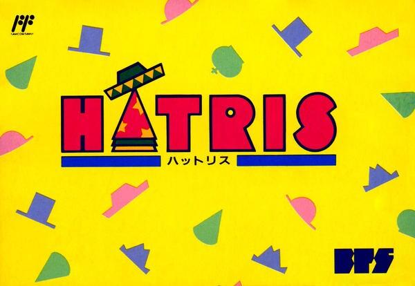 ハットリスのジャケット写真
