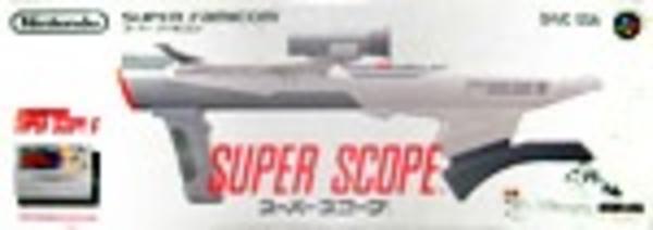 スーパースコープ6のジャケット写真
