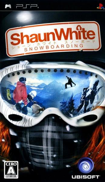 ショーン・ホワイト スノーボードのジャケット写真