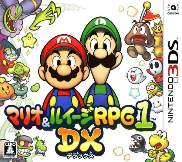 マリオ&ルイージRPG1 DX