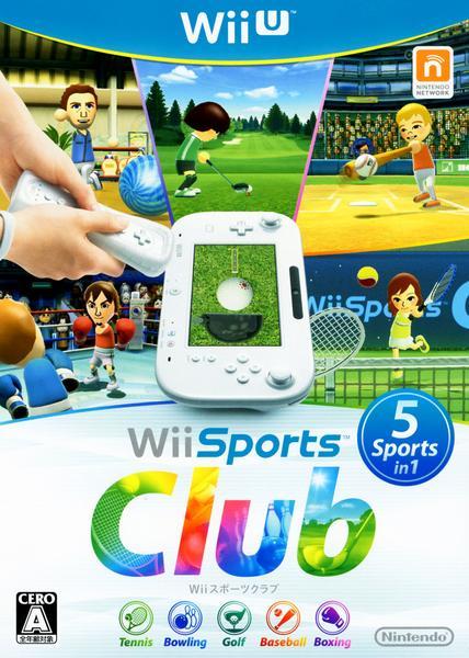 Wii Sports Clubのジャケット写真