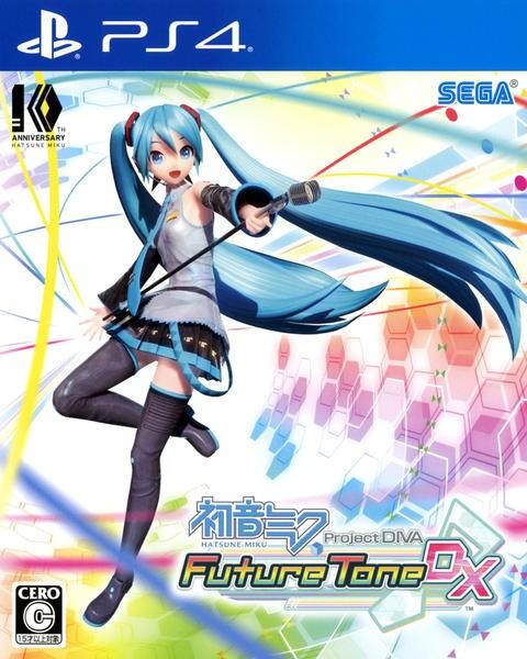 初音ミク Project DIVA Future Tone DXのジャケット写真
