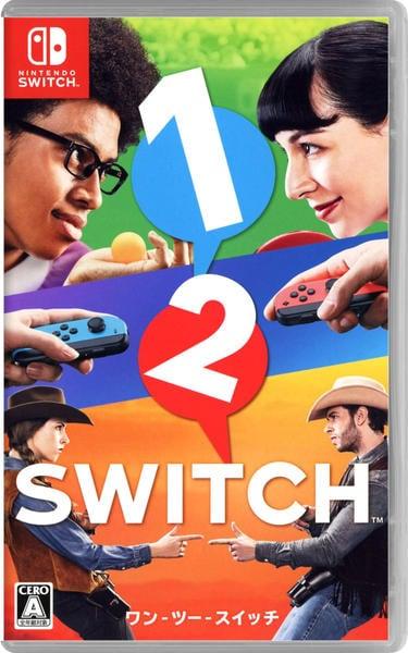 1-2-Switchのジャケット写真